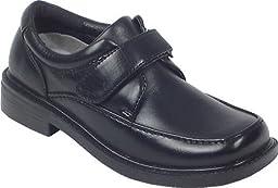 Deer Stags Infant Boys Brody Dress Shoes,Black,7 M US