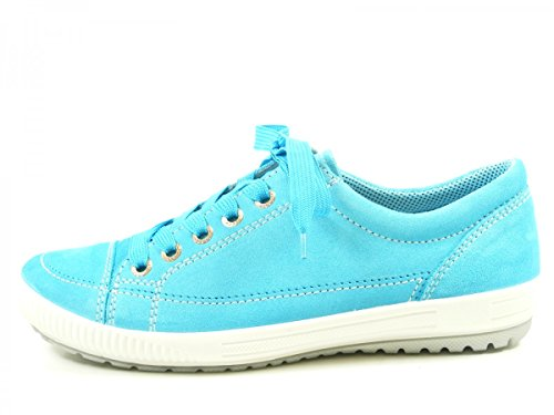 Legero Chaussures De Sport Turquoise Des Femmes