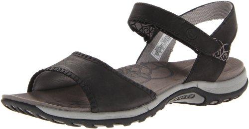 Merrell Women's Hibiscus Sandal,Black,6 M ()