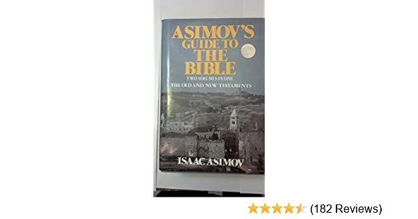 Asimov Guide To The Bible Pdf