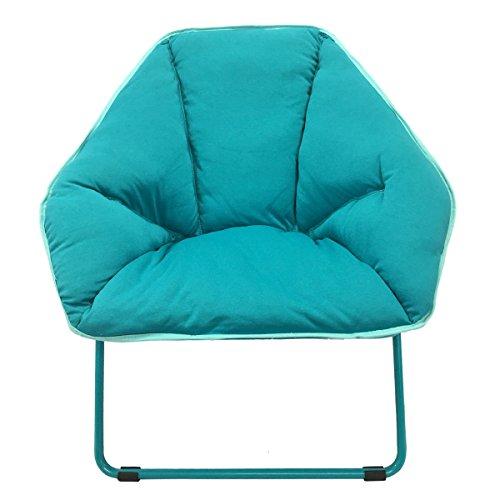 Campzio Hexagonal Lounger Bungee Lounge Chair Round Bungee