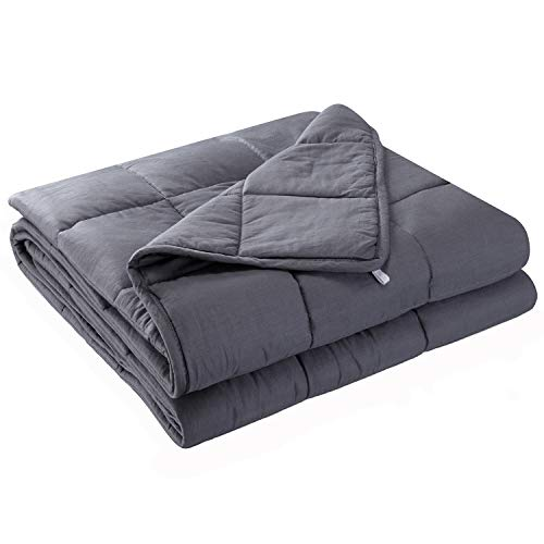 Anjee Weighted Blanket - Premium Various Heavy Blankets Only $55.29