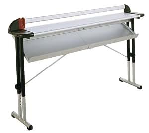 HSM Base frame T 9610 - Accesorio cortador de papel (1150 mm, 440 mm, 1000 mm) Negro, Color blanco