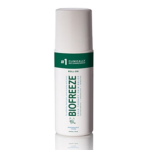 Biofreeze Pain Relieving Gel - 3 oz Roll-On # 11806 - 12 Pack
