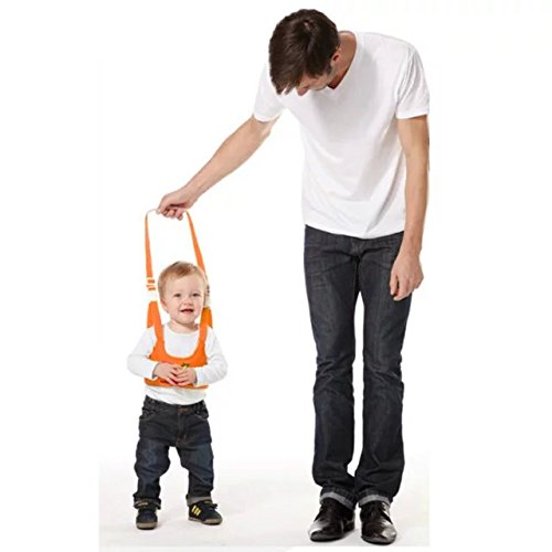Price comparison product image Sealive Handheld Baby Walker Shopping Basket Type Toddler Walking Baby Toys Adjustable Walking Wings Baby Learning Walker Safe Keeper,Great Gift For 6-18 Months Baby
