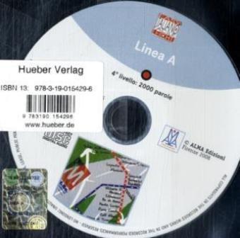 Italiano Facile - Stufe 4/Linea A: Audio-CD
