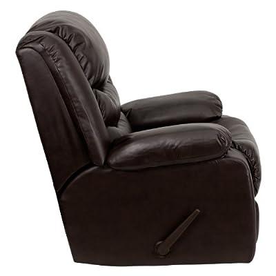 Flash Furniture DSC01078 Leather Rocker Recliner