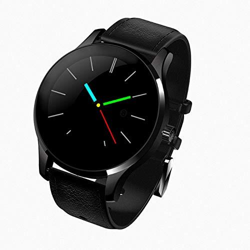 Smartwatch, 1.22 Kleurenscherm, Dual UI-Interface, Waterdichte Horloge Met Gezondheidscontrole, Bluetooth-Oproep En Stap…