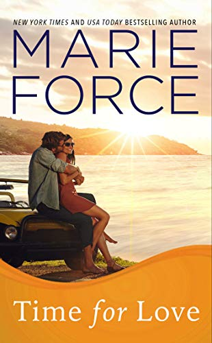 Grips Force (Time for Love (Gansett Island Series Book 9))