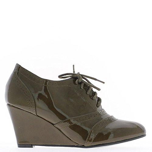 ChaussMoi - Zapatos de vestir de sintético para mujer