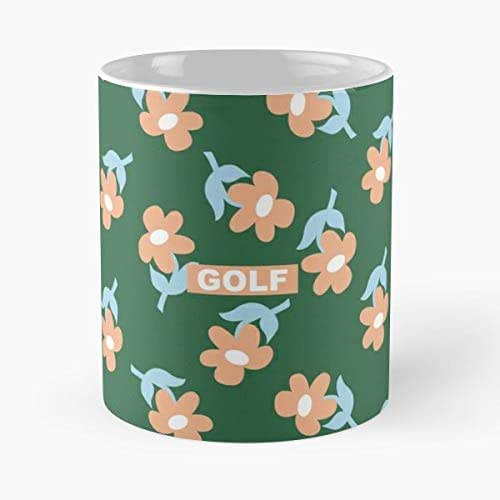 Amazon Com Golf Le Fleur Tyler The Creator Coffee Mug Gift 11 Oz Father Day Handmade