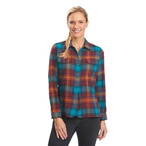 woolrich-womens-checkerberry-seersucker-plaid-shirt-deep-teal-ombre-large