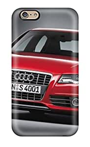 TvZjspf1309feYTR Tpu Phone Case With Fashionable Look For Iphone 6 - Audi S4 20