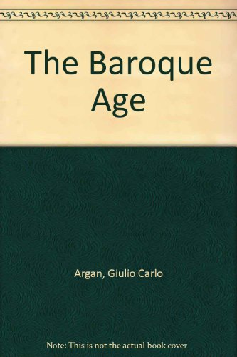 the baroque age