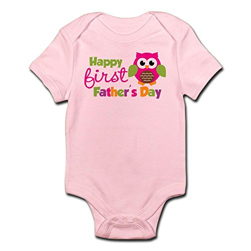 CafePress Fathers Infant Bodysuit Romper