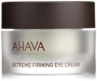 AHAVA Time to Revitalize Extreme Firming Eye Cream, 0.51 fl. oz.