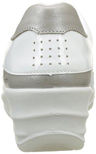 TBS Denerys-A7, Chaussures Multisport Outdoor Femme, Blanc (Blanc), 41 EU