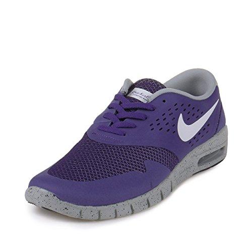 Nike Mens Eric Koston 2 Max Court Purple/Sail-Base Grey-Anthracite Synthetic Size 11