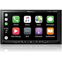 "Pioneer DMH-1500NEX Digital Media Receiver with 7"" WVGA Display, Apple CarPlay, Android Auto, Built in Bluetooth (Renewed)"
