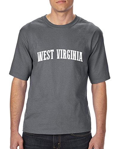 Ugo WV West Virginia Charleston Mountaineers Home West Virginia University Ultra Cotton Unisex T-Shirt Tall - Charleston In Wv Stores