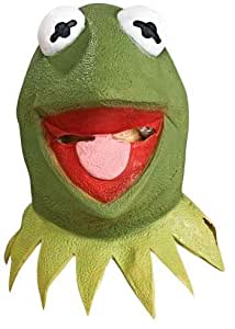 Muppets Kermit the Frog Mask (máscara/ careta)
