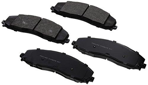 Wagner SX1680 SevereDuty Semi-Metallic Disc Brake Pad Set