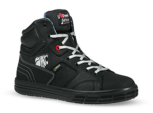 Zapatos de Seguridad Nubuc Natural Hidrofuga Ride Gtx S3 WR U-Power