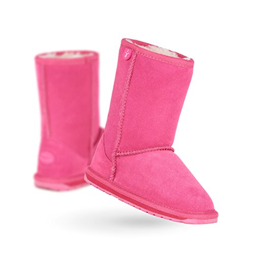 EMU Wallaby Classic Lo Boot (Toddler/Little Kid/Big Kid) ...