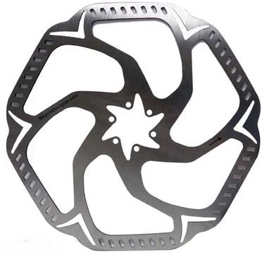 Monster Disc Brake Rotor 255mm by BicycleDesigner