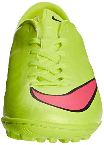 Nike Mercurial Victory V TF Herren Fußballschuhe Amarillo (volt/hyper pink-black 760)