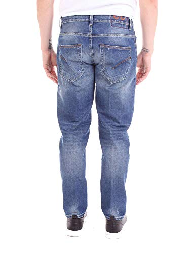 Jeans Dondup Blu Cotone Uomo Up434df164p10gblue 4nwHY