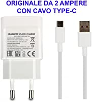 Cargador Original hw-059200ehq para P20 Lite Pro Mate 10 9 Honor Cable Type-C (embalaje oficial)