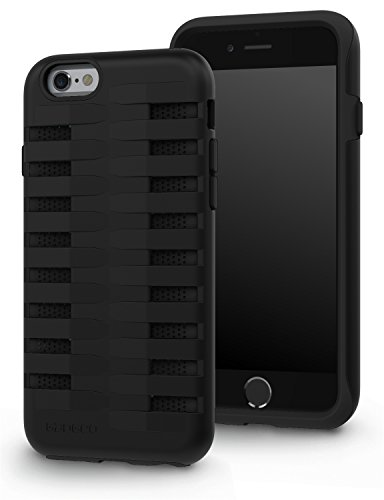 GADGEO iPhone 6 6S Tough Heavy Duty Shock Proof Defender Case Cover with Two Piece Protective Hard Layer