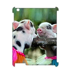VNCASE Cute Pig Phone Case For IPad 2,3,4 [Pattern-1]