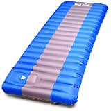 Best Camping Pads - Half Dome Sleeping Pad Waterproof Mat - Perfect Review