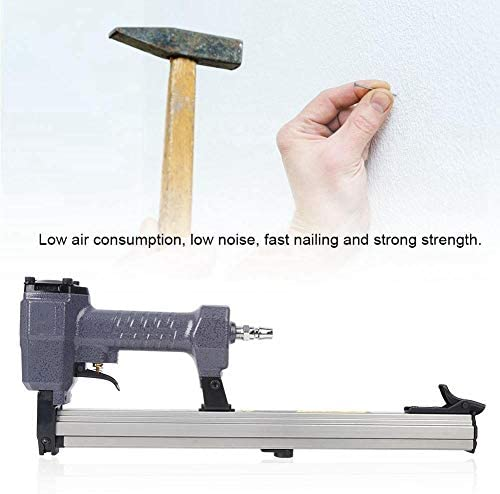 Niady Air Bead Nailer Pneumatic Air Compressor Nail Gun Woodworking Tool for Furniture Decoration