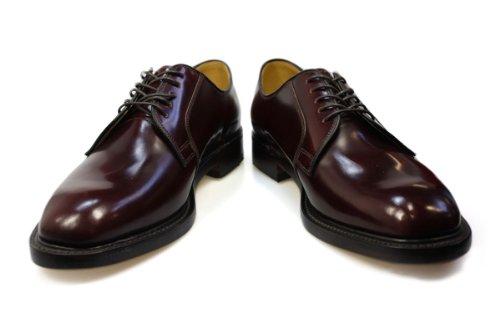 LOAKE SHOEMAKERS Lea Burgundy Schuhe 771B Harren Classic w1Z6qfwx7