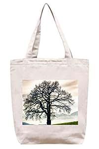 Una Mañana–algodón Canvas Tote Bag