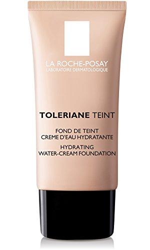 La Roche-Posay Toleriane Teint Water-Cream Liquid Foundation, Ivory, 1 Fl. Oz.