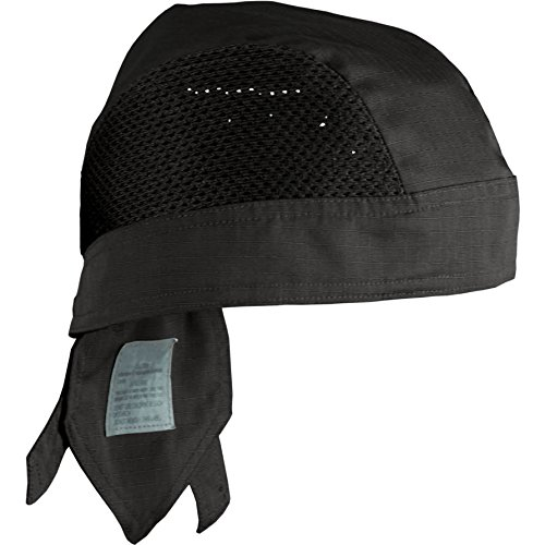 Mesh Headwrap - Tippmann Tactical Head Wrap - Black