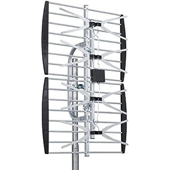 Amazon Com Xtreme Signal Hdb4x 4 Bay Bowtie Vhf Uhf Tv