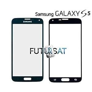 Pantalla Samsung Galaxy S5 I9600 G900 Cristal Azul Oscuro