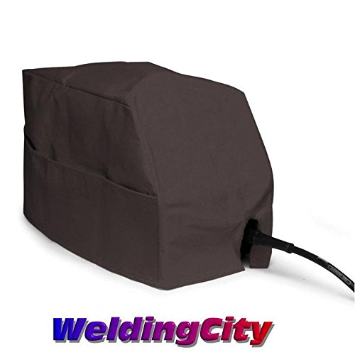 WeldingCity MIG Welder Cover (Tri-Layer) for Lincoln SP PowerMig 135 140 175 180 210 (Lincoln P/N K2377-1)