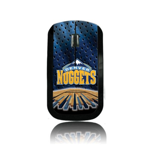NBA Denver Nuggets Wireless USB Mouse by Team ProMark