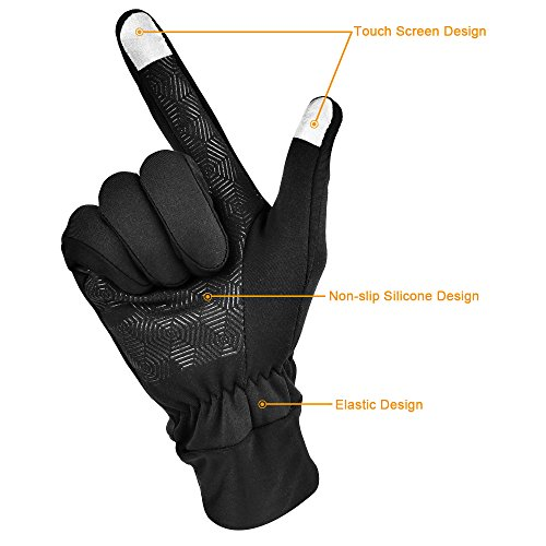 Thermal Riding Gloves - 3