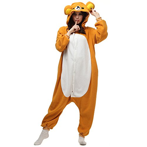 bear onesie for teens - 7