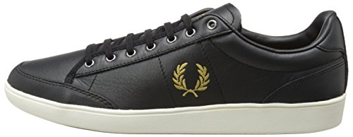 Fred Perry Hopman Leather B4224102, Herren Sneaker