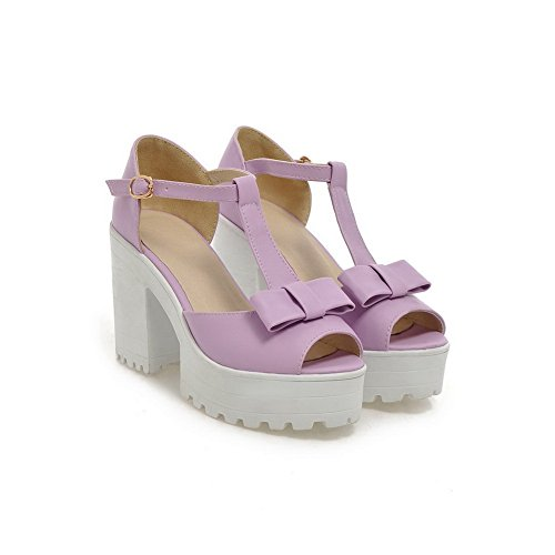 Sandales Sandales femme Violet 1TO9 Violet pour 1TO9 1TO9 pour femme Sandales tqIwTw0