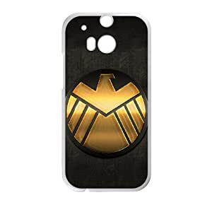 S.H.I.E.L.D For HTC One M8 Phone Case & Custom Phone Case Cover R86A652175