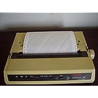 Okidata Microline 184 Turbo 9 Pin Printer With Test Print